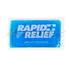 Rapid Relief Reutilizable Azul (15x26 cm)