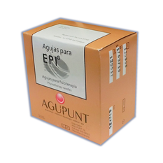 Aguja EPI 0,32x30 mm (caja 200 unidades)