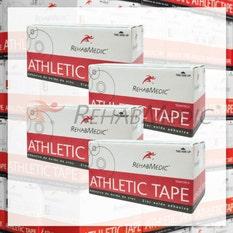 Pack Athletic Tape 4ª caja al 50%