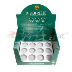 Biofreeze Expositor (Vacío)