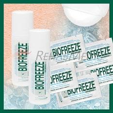 PACK Pruébame: Biofreeze  roll-on 82g(2)+Muestras(5)