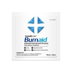 Apósito BURNAID 10 x 10 cm