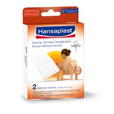 Hansaplast Parche Térmico Terapéutico Pequeño