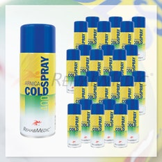 Pack Cold Spray Árnica 400ml (24)