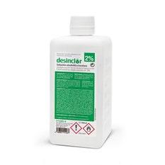 Desinclor 2% Clorhexidina solución alcohólica 500ml