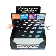 Mad Form - Expositor unidades de 120 ml (Vacío)
