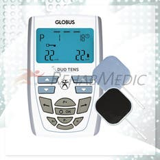 Pack Globus Duo Tens Regalo Bolsas electrodos(2)