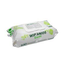 Wip'Anios Excel Toallitas desinfectantes (100)