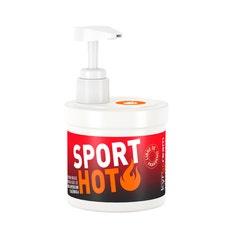 KyroCream Sport Hot Tarro de  500ml