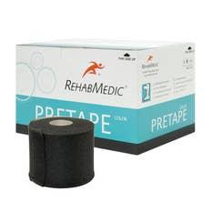 RehabMedic Pretape Negro (12)