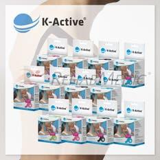 Pack K-Active Caja Individual (10+2)