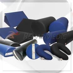 Pack 7 Cojines Cilindro RehabMedic