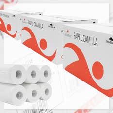 RehabMedic Papel Camilla -  Caja (6)