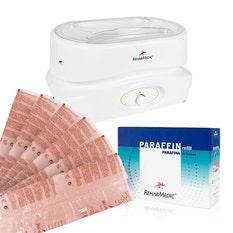 Pack Calentador de Parafina / Parafango + REGALO: Parafina Melocotón 2,7 kg (1) + Tropical 2,7 kg (1)