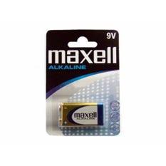 Maxell Pilas Alkalinas 9V