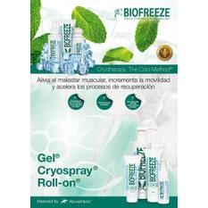 Biofreeze Poster
