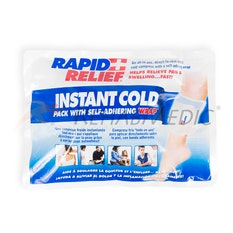 Rapid Aid Instant Cold Pack Wrap