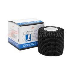 RehabMedic Cohesive Tape Negro 5cm (1)