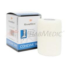 RehabMedic Cohesive Tape Blanco 7.5cm (1)