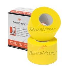 Rehab Medic Athletic Tape - Caja Retail Amarillo (2)