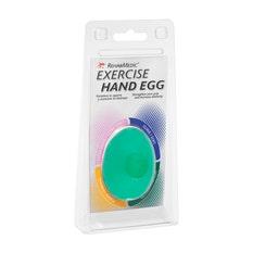 RehabMedic Exercise Hand Egg Verde