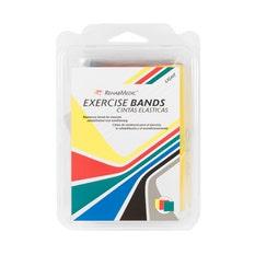 Exercise Bands 3/set Light