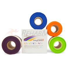 Rehab Medic Exercisers Bands (sin látex 23 m)