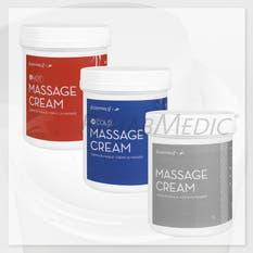 Pack RehabMedic Essentials Massage Cream (3)