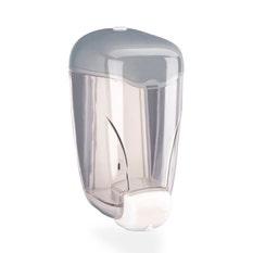 Dosificador de jabón de plástico 0,75 L