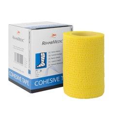 RehabMedic Cohesive Tape Verde 7.5cm (1)