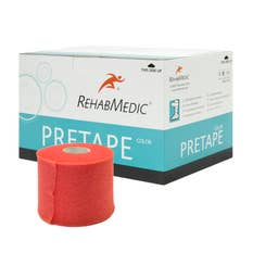 RehabMedic Pretape Rojo (12)