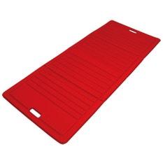 Colchoneta Sveltus Roja 170 x 70 x 1,4 cm