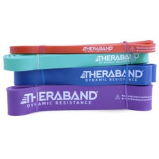 TheraBand High Resistance Bands (4)