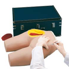 3B Simulador inyección intramuscular
