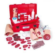 3B Kit de simulación de lesión avanzado