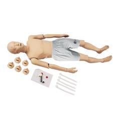 3B Maniquí de adulto para resucitación cardiopulmonar con electrónica