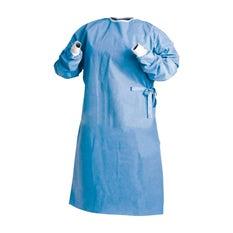 Bata quirúrgica estéril – Azul T/XL